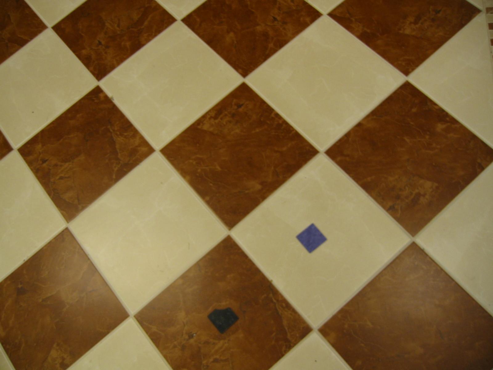Vct floor tile patterns